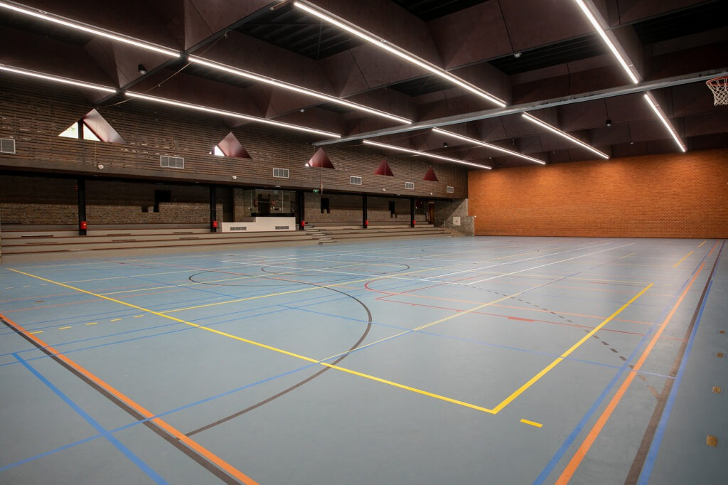 Sporthal De Brinkhof Norg